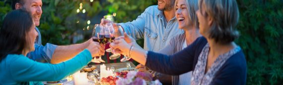 How To Decorate For Outdoor Entertaining